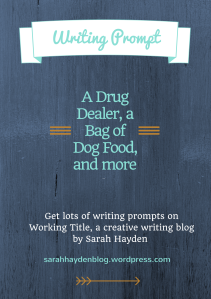 Copy of Writing Prompts on Working Title, a writing blog by Sarah Hayden