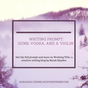 guns vodka violin